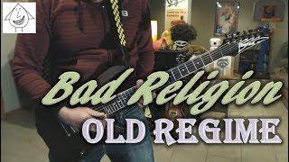 Bad Religion - Old Regime - Guitar Cover (Tab in description!)