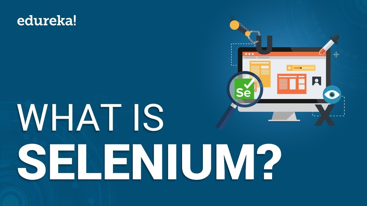 Download What Is Selenium | Selenium Webdriver Basics | Selenium Tutorial | Selenium Training | Edureka