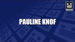 Pauline Knof
