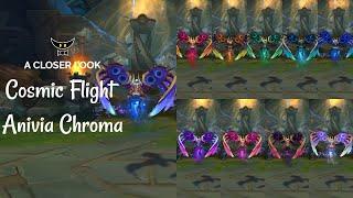 Cosmic Flight Anivia Chromas