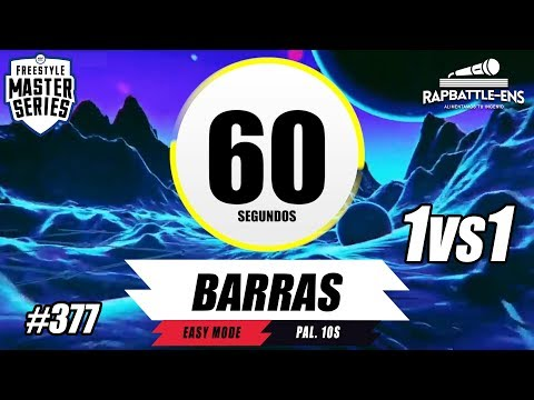 Base de Rap Para Improvisar Con Palabras  - CONTADOR FORMATO FMS - FMS ARGENTINA #377