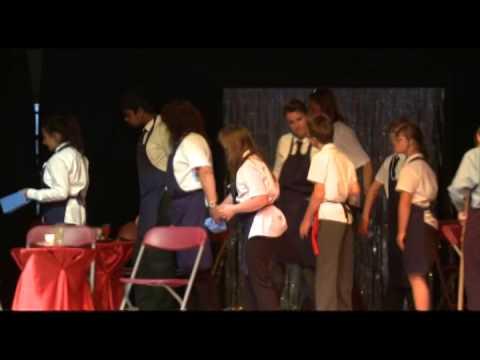 Bugsy Malone - Treetops School Play 2014