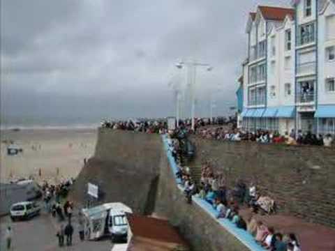 Promenade sur une plage de sable fin de le portel youtube - Office du tourisme le portel ...