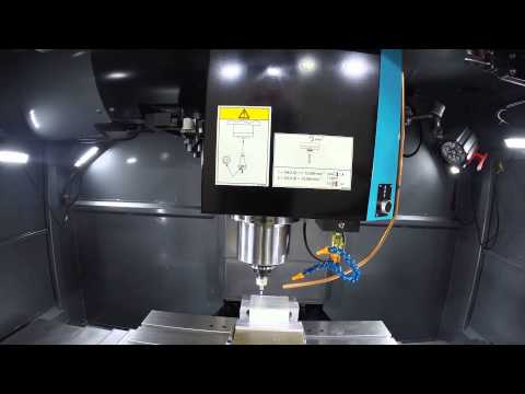 Setting Work Offset (Y-Axis)
