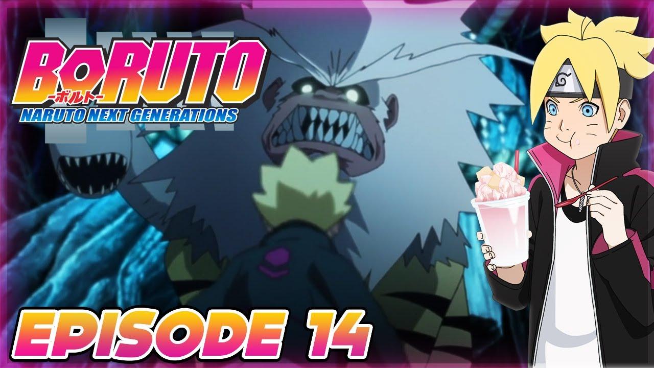 Boruto Episode 14
