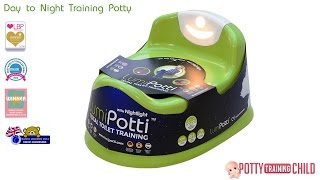 LumiPotti - The Perfect Potty With The Night Light