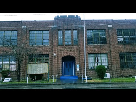 Abandoned High School Where my Dad Attended