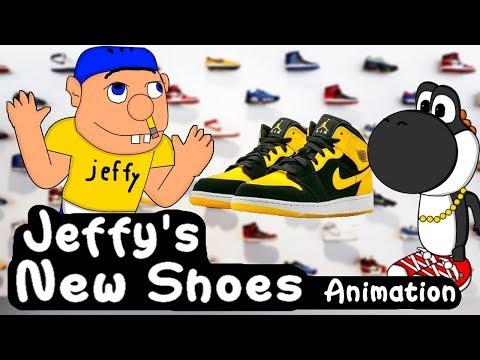 SML Movie: Jeffy's New Shoes! Animation