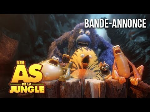 Les As de la jungle - Le film (2017)