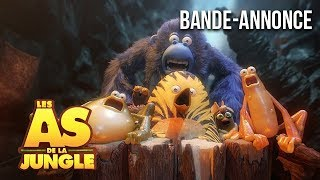 LES AS DE LA JUNGLE - Bande-annonce VF