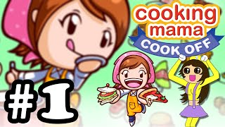 Let's Play Cooking Mama Cook Off #1 Minestrone