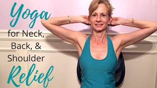 Yoga Relief with Deborah