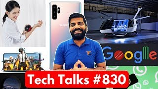 Tech Talks #830 Death by PUBG, Macbook Pro on Fire, Oppo Rotating Camera, CWC 2019, Note 10