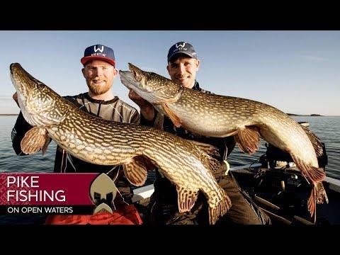Pike Fishing on open waters - Part 1 - Westin-Fishing