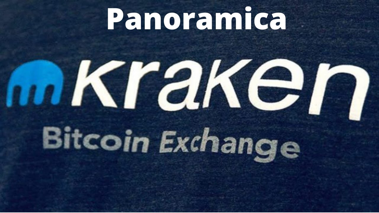 bitcoin commerciale per increspatura su kraken