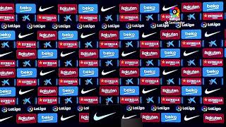Rueda de prensa FC Barcelona vs RCD Espanyol de Barcelona
