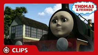 Emily And Percy's Apple Accident | Clips | Thomas & Friends