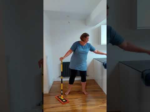 Enjo How To Clean High Gloss Laminate Flooring Youtube