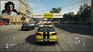 GRID Autosport en Washington 1080p 60fps Ultra Gameplay Pc