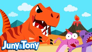 Tyrannosaurus Rex | T-Rex | The King of Dinosaurs | Dinosaur Songs | Kids Songs | KizCastle