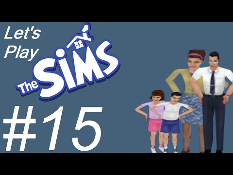 The Sims #15 Buying A Bathroom Door