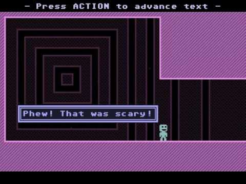 Let's Play VVVVVV - #1.Turn it Upside Down.....and Back Up Again!