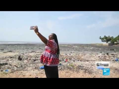 The Observers Direct: Can selfies help solve Guinea's trash problem?