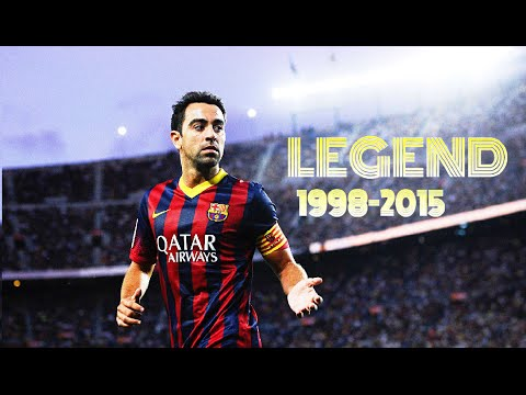 Xavi Hernandez HD ● Tribute to a legend ● #6raciesXavi
