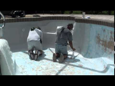 Fiberglass Swimming Pool Repair and Refinishing - Accent Fiberglass Services