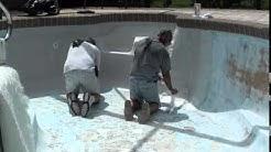 Fiberglass Swimming Pool Repair and Refinishing - Accent Fiberglass Services