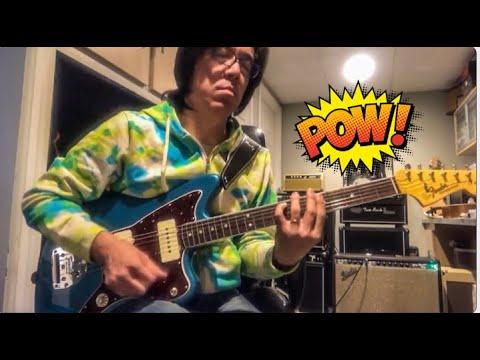 Funky Rhythm guitar / Sunny / Fender Jazzmaster / Tomo Fujita