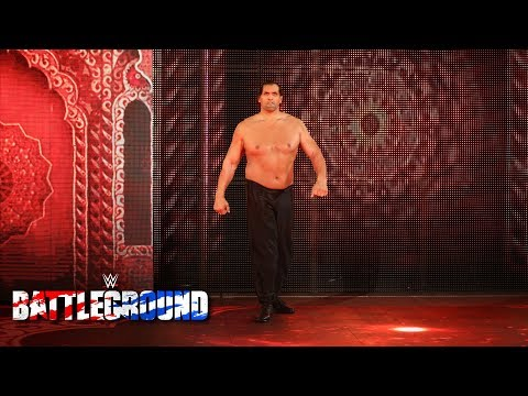 The Great Khali returns to assist Jinder Mahal in his Punjab