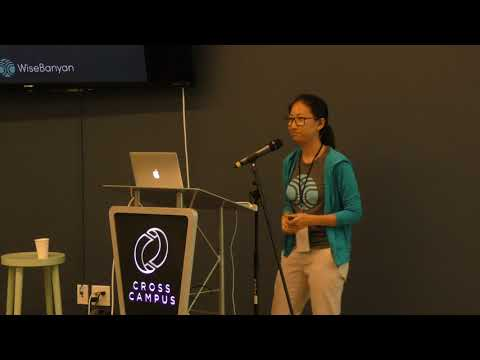 State of Digital Money 2017 | Distribution Disruption in Fintech - Vicky Zhou, CEO | Wisebanyan