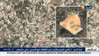 """المدية.. القضاء على ارهابي واسترجاع مسدس رشاش """"كلاشنكوف"""" وقنبلة"""