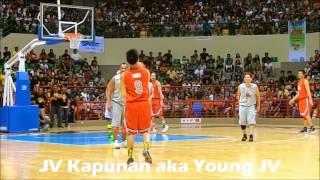 Young JV - Basketball All Stars (Star Magic VS PBA)