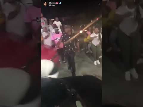 Gas Station Fight In EAST ATHENS GA(2)