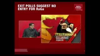 India Today Gujarat Exit Polls : Rural Vs Urban Voters Battle