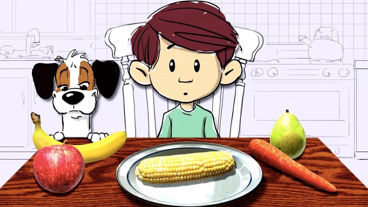 La sencilla historia de la fotosíntesis y la comida - Amanda Ooten