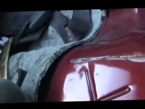 Trap Door Shortcut GM  Pontiac Grand Am Fuel Tank, Pump, Sensor