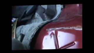 Trap Door Shortcut GM & Pontiac Grand Am Fuel Tank, Pump, Sensor: Code P0440 VIDEO