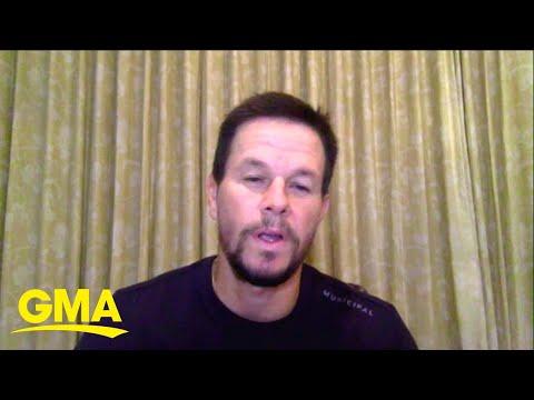 Mark Wahlberg talks about his new film, 'Joe Bell' l GMA