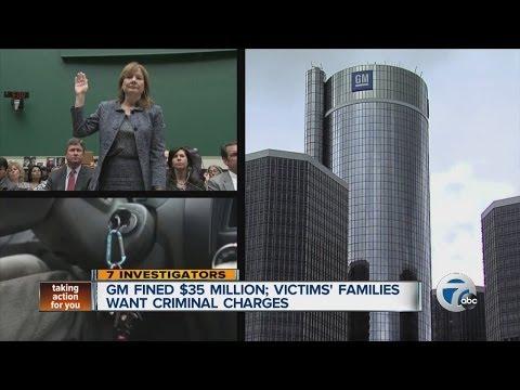 General Motors fined $35 millions