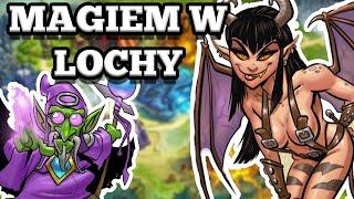 MAGIEM W LOCHY! - Shakes & Fidget #015