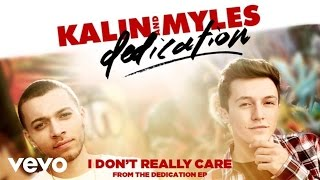 Watch Kalin  Myles I Dont Really Care video