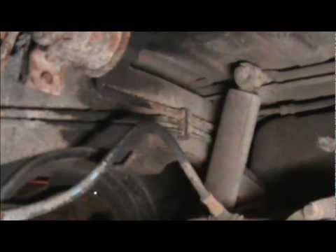 Rusted fuel lines and replacement