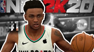 NBA 2K20 MyLEAGUE Realistic Expansion #1 | THE WILDCATS EXPANSION DRAFT | FACE REVEAL!