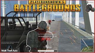MTA PUBG Малый Бомбит.Я в попытках побить Рекорд.Top#1 20kills GTA Battlegrounds