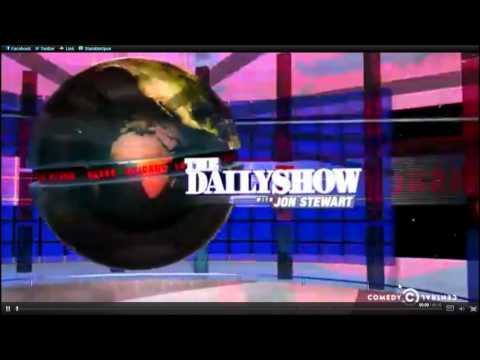 The Daily Show Last Episode Intro