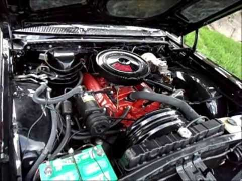 283 Wiring Diagram 1964 Chevy Impala 283 Engine Youtube