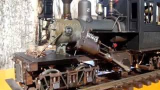 45mm gauge live steam Catatonk Climax
